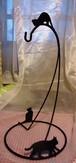 黒猫アクセサリーラック 123-1