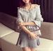 Frills girly knit  534