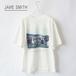 JANE SMITH/ジェーンスミス・Four Strokes Fans Carling S/S T-Shirt