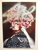 【Limited Number】Girl's Identity Poster -SILVER-