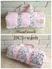 小花とピンクのマットベッド(L)
