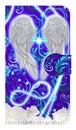 【鏡付き Sサイズ】Angel Wings エンジェル・ウィングズ 手帳型スマホケース