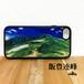飯豊山 飯豊連峰 強化ガラス iphone Galaxy スマホケース 登山 山 アウトドア 自然 草原
