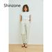THE SHINZONE/シンゾーン・ベイカーパンツ アイボリー