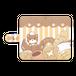 【手帳型Androidケース】しばいぬベーカリー(くろしば)