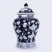 Plum Temple Jar