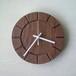 木の時計01(Φ240) No35 | ウォールナット
