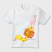 【送料無料】いい年にしましょ?かなりかわいいキッズT かわいいTシャツ 縁起物 蛇 うちでのこづち こずち キッズTシャツ ※お肌にやさしいガーメントインクジェット印刷