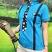 【ポロシャツ】ゴルフ V12 FAKE TIE