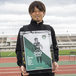 【A5サイズ】菊岡拓朗選手Jリーグ通算300試合達成記念!直筆サイン入りメモリアルフォトフレーム
