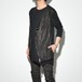 "huei Combination ""No-collar"" 〈Black〉"