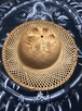 used Thailand bamboo hat