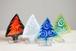<アートガラス> クリスマスツリー