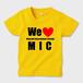 MIC同窓会こどもTシャツ 90(1~2歳)