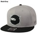 【HITODAMA CAP】Black/Gray(Limited 10 × 3colors)