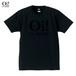 【Oi! BJJ WORKS ロゴTシャツ】ブランド×ブラックモデル