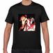 TONYBAND Tシャツ(黒) トニーフラッシュ 電エースコラボ