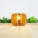 「かぼちゃ」木製フロアランプ
