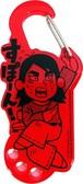【ファミ通】アクリルカラビナ