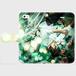 ▪️iPhone5/5S/SE用 Kane Dennis × Atelier Lapinus コラボ iPhone5/5s/SE タイムグリーン 手帳型
