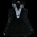 Spangle Black Tunic