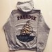 Ship Colour Pullover Hood (Grey) Inkjet print