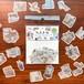 【海外文具】文具のシール(40枚入り)