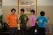 Vision Tシャツ オレンジ