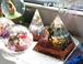 キャンディトルマリンのくまちゃんピラミッドオルゴナイト