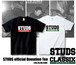 """""""STUDS""""official donation Tee"""
