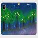 「森の唄」 手帳型スマホケース