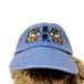 猛虎の呆気帽(ブルー)