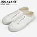 #701 OLD-NEO white(white+gum sole) INN-STANT インスタント 【税込・送料無料】
