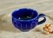 瑠璃釉ティーカップ(面)