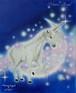 原画 Unicorn of Happiness 幸福のユニコーン