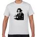 ベートーヴェン ドイツ 音楽家 歴史人物Tシャツ039