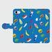 ✳️受注生産✳️ 手帳型iPhoneケース ままごとフード