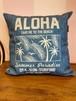 Minty Hawaii クッションカバー Old Aloha
