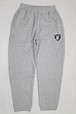 RAIDERS PATCH SWT PT   -GRY-