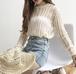 【お取り寄せ商品】ツイストセーター 8169