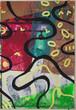 美/東京で制作の作品「ゾウリムシ第一世代#76」を送ります!