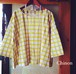 Chinon Original Clothes ドロップショルダーブラウス