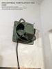 数量限定 IDK 換気扇 インダストリアル 有圧換気扇 工業系 100V対応可能