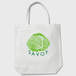 SAVOY(サボイ・キャベツ)1  トートバッグ 白