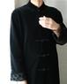 black china velour jacket