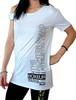 【BOXEUR】 CUT Tシャツ【ホワイト】【新作】イタリアボクシング協会公式スポンサー【送料無料】《W》