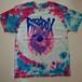 Jacob Ram T-shirts(DYE) Blue print