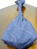 【長袋+胴袋セット】正絹江戸小紋三味線長袋+胴袋