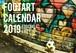 FOOTARTカレンダー2019