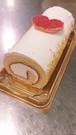 低糖質 ロールケーキ:プレーン(冷凍)